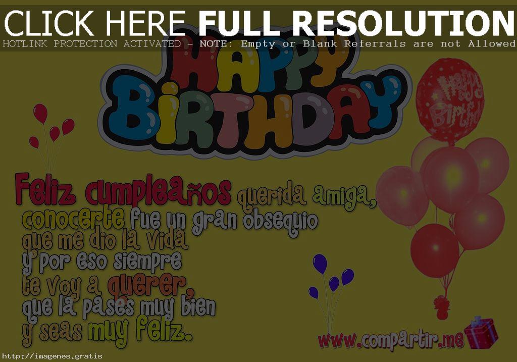 Imagenes de Feliz cumpleaños Felicitaciones, frases y tarjetas