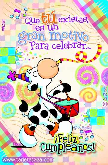 Imagenes Feliz Cumpleanos Felicitaciones Frases Tarjetas 7