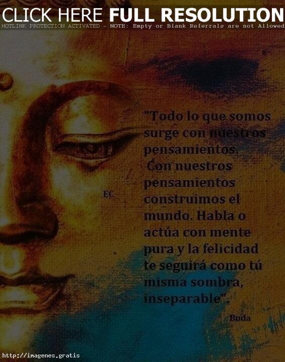 Frases de Felicidad con Filosofía Zen y Budismo para enviar con amor a tu Circulo cercano
