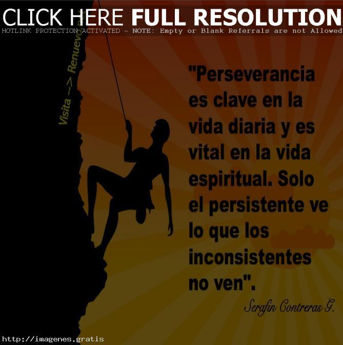 Hermosas motivaciones de perseverancia para lograr el exito
