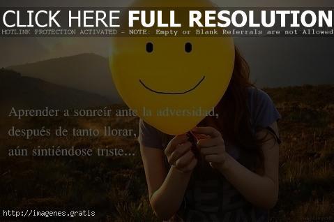 Nuevas Maneras de encarar el dia con una sonrisa con estas lindas Frases para sonreír