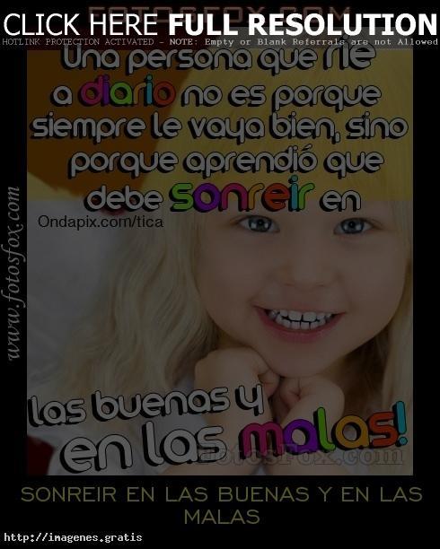 Frases para sonreír para suspirar, para vivir cada día