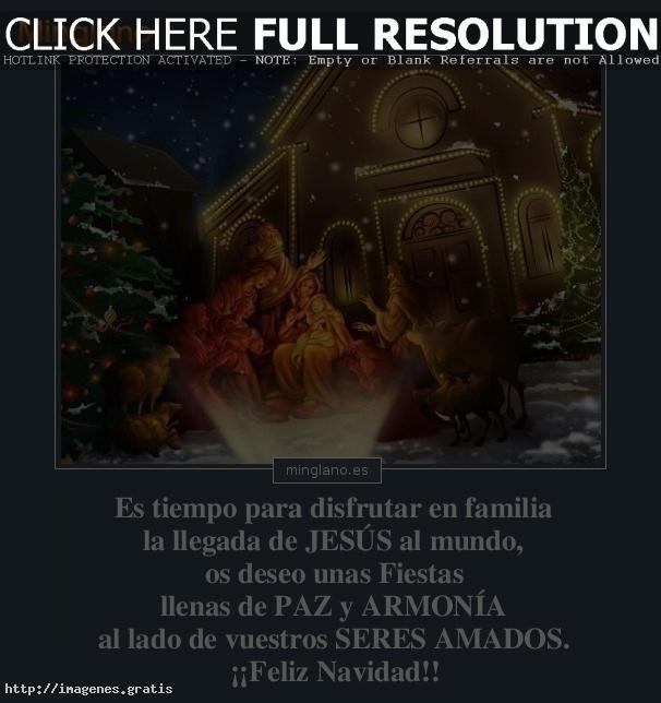 Oraciones católicas para el 25 de diciembre en Navidad