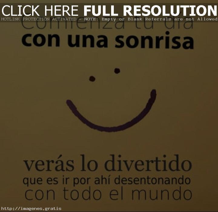 Frases de sonrisas muy bonitas aunque estés triste