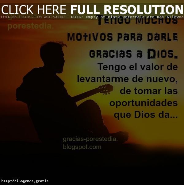 Frases para que Dios te salve y bendiga tu día