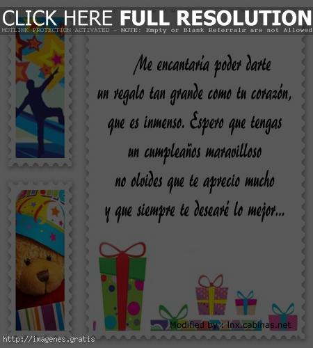 Tarjetas de Cumpleaños para mis amigos