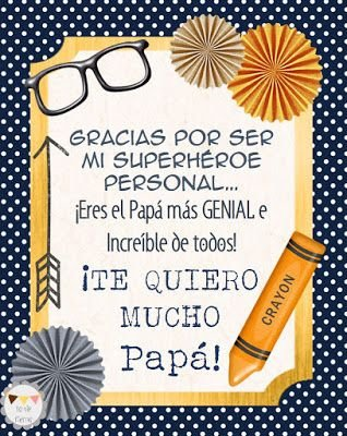 Tarjetas de Cumpleaños para mi Papa
