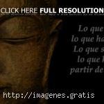 Mensajes de felicidad absoluta en el budismo
