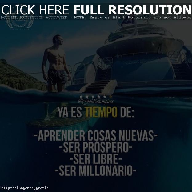 Exito para profesionales que quieren ser millonarios