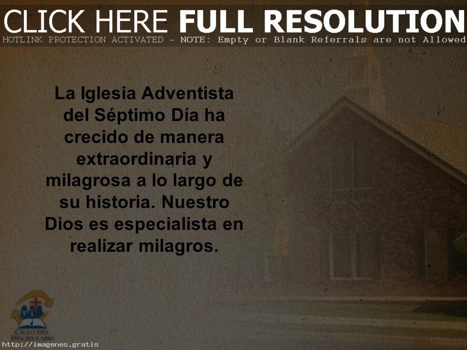 Reflexiones adventistas para prepara el regreso de Cristo