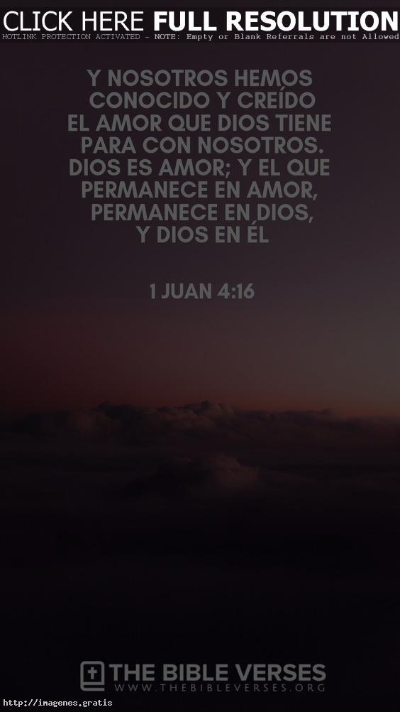Fotos gratis de Dios es Amor con Mensajes para Whatsapp