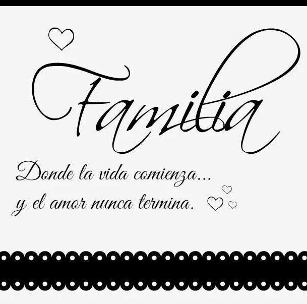 Reflexiones bonitas para la Familia