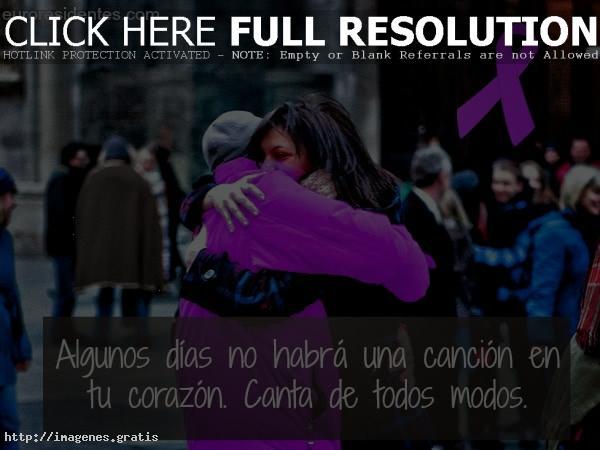 Mensajes para Ayudarte a sonreír ante el cáncer