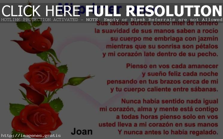 6 Poemas Tristes y profundos de Amor