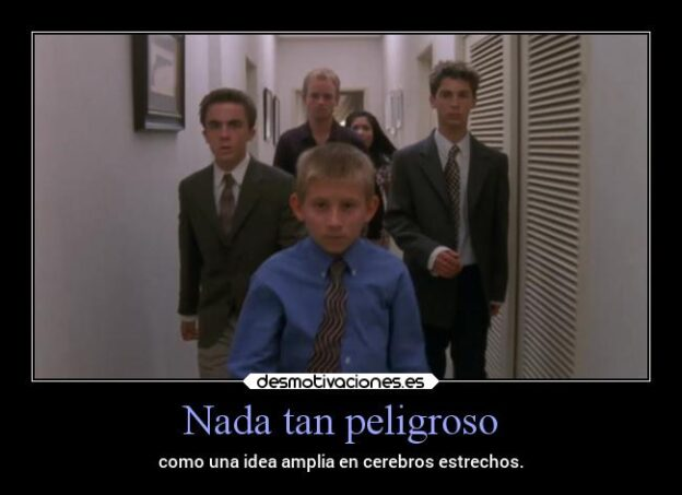 Malcom in the middle: Frases de Malcom el de en medio